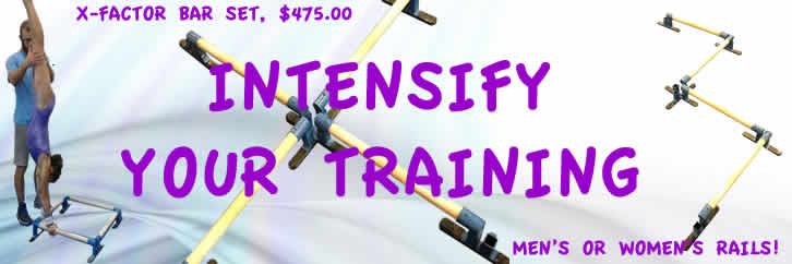 X-Factor - Intensify your Training | www.easupply.net