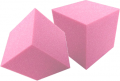 Pink Blocks for the Cure! | Easupply.net