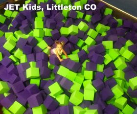 Pit Foam Cubes   Easupply.net